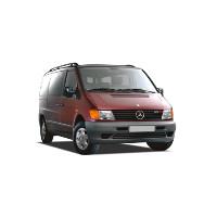 Рулевые рейки для автомобилей Mercedes Benz Vito W638 1996-2003