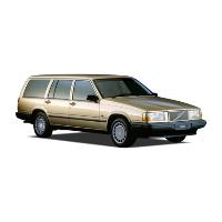 Рулевые рейки для автомобилей Volvo 740 940 1988-1998